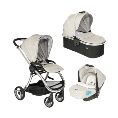 Arlo Chrome 3 in 1 Travel System